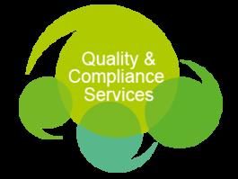 Serviços de qualidade e cumprimento