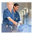 Manejo de pacientes do Departamento de Emergências